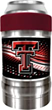 Great American NCAA Texas Tech Red Raiders Vacuum Insulated Can & Bottle Holder