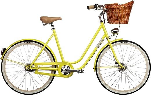 Creme Damen Citybike Molly
