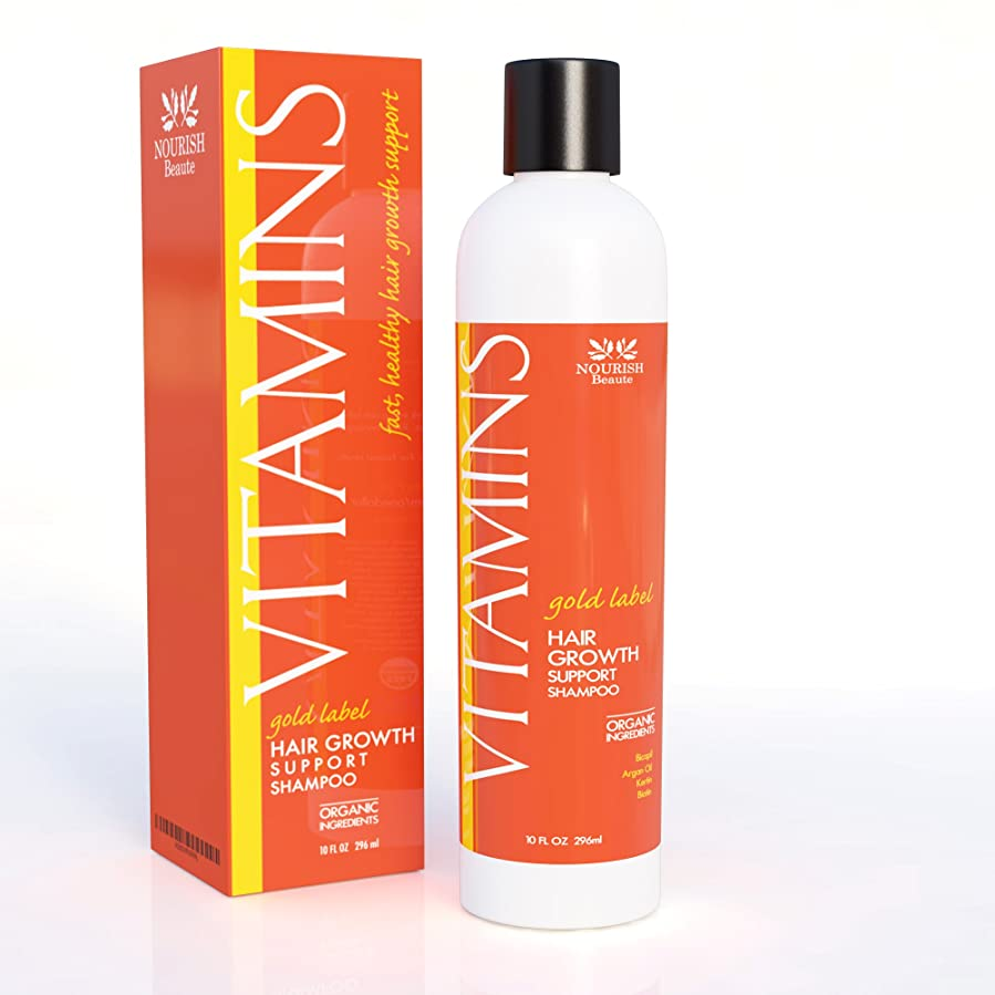 絶望的な暴行レタスPREMIUM Vitamins Hair Growth Shampoo プレミアムビタミンヘア成長シャンプー