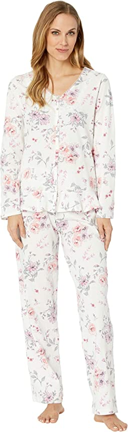 Soft Jersey Long Sleeve Pajama Set