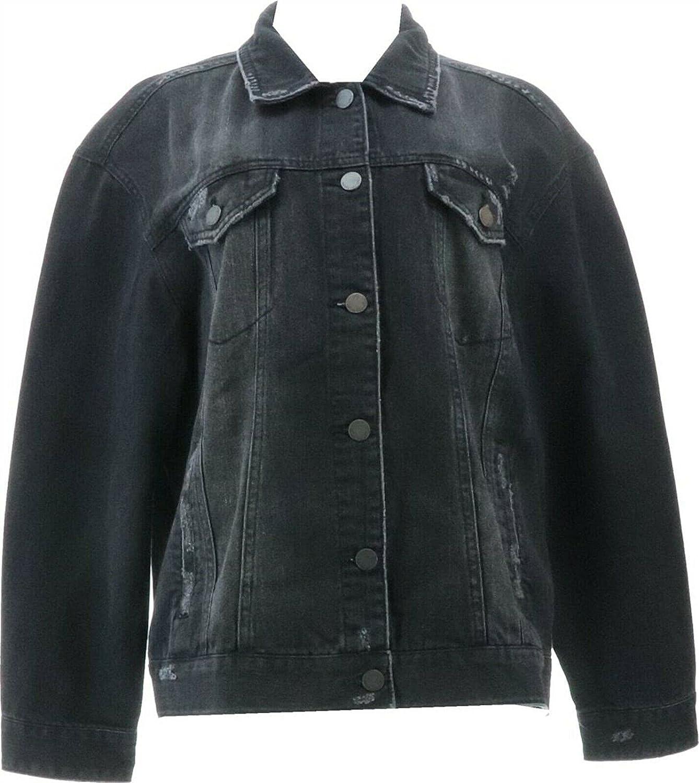 Rachel Hollis Ltd Denim Jacket A368016