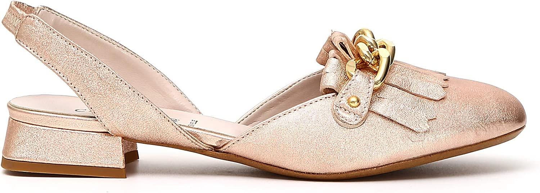 Damen Kee203 Geschlossene Sandalen, Silber schwarz, 40 EU