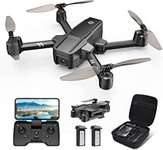 Holy Stone HS440 Foldable FPV Drone with 1080P WiFi Camera for Adults and Kids; Voice and Gesture...