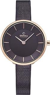 Obaku Dress Watch (Model: V226LXVNMN)