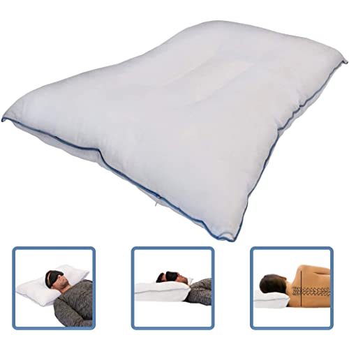 Very Thin Bed Pillows Amazon Com