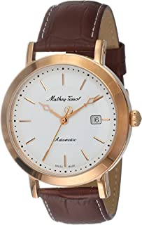 Mathey-Tissot Automatic White Dial Mens Watch - HB611251ATPI
