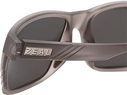 Granite Grey w/Dark Grey Polarized Lens