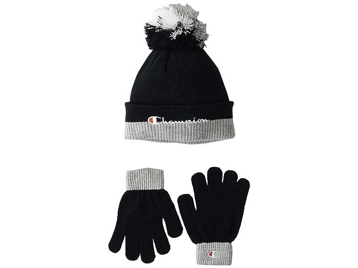 Champion Banner Beanie & Gloves Set (Little Kids/Big Kids)