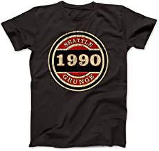 Bees Knees Tees Seattle Grunge 1990 Camiseta 100% Algodon