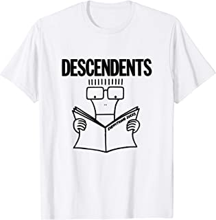 descendents band shirt