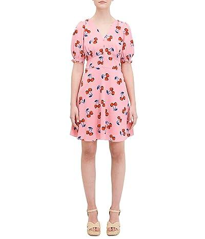 Kate Spade New York Cherry Dress (Rosy Carnation) Women