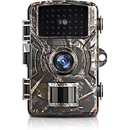 12MP Trail Hunting Camera Night Vision Wildlife Scouting Cam Security Safety Cam