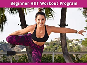 Beginner HIIT Workout Program