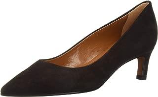 Women's Pointed Toe Kitten Heel Pump