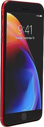 "Apple A1905-64 Smartphone iPhone 8 Plus 4.7"", Color Rojo. AT&T/Prepago"