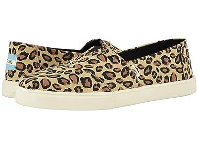 TOMS Alpargata Cupsole (Leopard) Women
