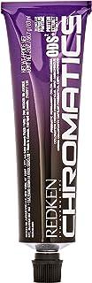 Redken Chromatics Prismatic Hair Color 6Rv (6.62), Red/Violet for Unisex, 2 Oz., 113.40g
