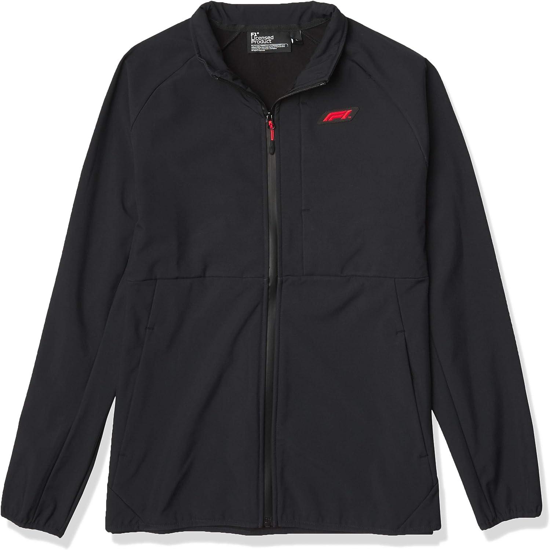 Fuel For Fans Formula 1 mens Team Softshell Jacket