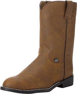 "Justin Boots Men's 3001 Farm & Ranch 10"" Boot"