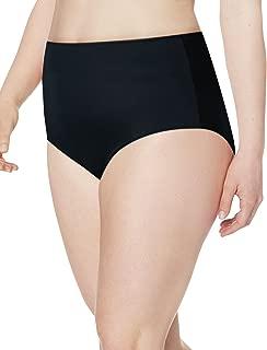 Cool Comfort Women's Microfiber Brief Panties 5-Pair Pack
