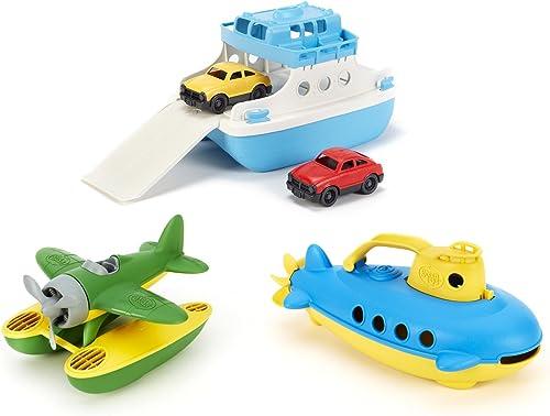 verde juguetes Ultimate Bath Toy BUNDLE Por verde juguetes