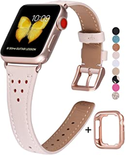 electric pink apple watch band