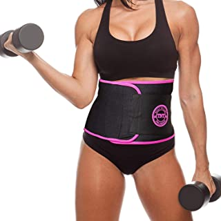 difference between waist trainer and sweat belt
