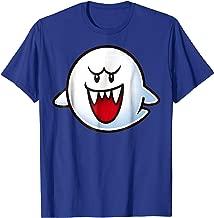 Nintendo Super Mario Boo Face Graphic T-Shirt