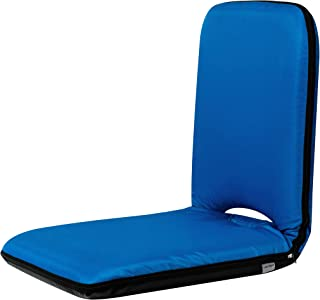 FLYINGCOLORS Portable Stadium Seat Chair Reclining Stadium Seat for Bleachers Lawns and Backyards, Removable&Washable Cover, Water Resistant, 5 Reclining Positions.