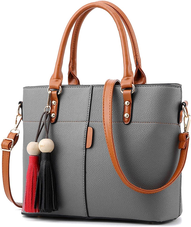 XINWAN.2021 European and American 40% OFF Cheap Sale fashion handbag bag lychee lar Super popular specialty store