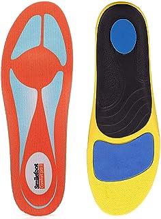 [Smilefoot] インソール 衝撃吸収 中敷き 人間工学設計 低反発 スポーツ 立ち仕事 防滑 通気 抗菌防臭 サイズ調整でき クッション 疲労軽減 男性用 女性用