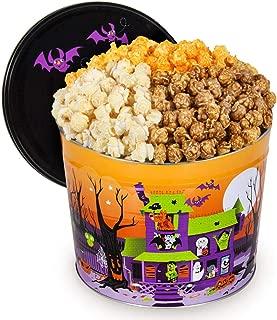 GourmetGiftBaskets.com Monster Munch Popcorn Tin (People's Choice Mix)