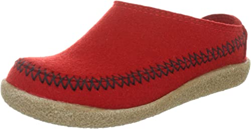 HAFLINGER Crougeo, Chaussons Mules Mules Femme  exclusif