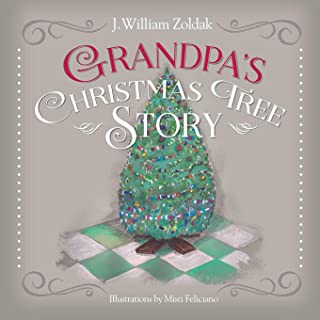 Grandpa's Christmas Tree Story
