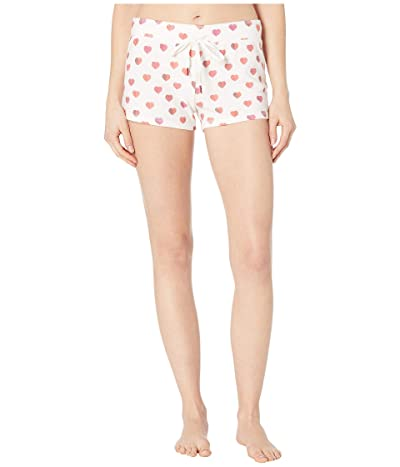 P.J. Salvage All Things Love Shorts (Ivory) Women