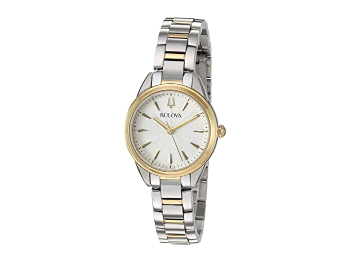 Bulova  Sutton - 98L277 (Two-Tone Yellow) Watches