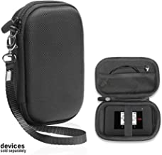Alltravel WiFi Hotspot Booster Case, Universal for 4G LTE Wi-Fi Mobile Hotspots from Verizon, GlocalMe, ZTE, Huawei, Netgear, At&t, Sprint, T-Mobile, Skyroam, Solis and Others, Wrist Strap Handy case