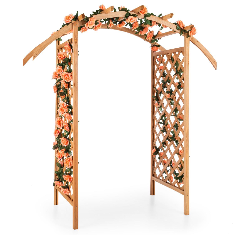 Blumfeldt Puerta del Sol • Arco para rosal • Pérgola abierta • De ...