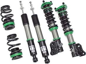 Rev9 R9-HS2-010 Hyper-Street II Coilover Suspension Lowering Kit, Mono-Tube Shock w/ 32 Click Rebound Setting, Full Length Adjustable