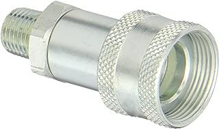 Dixon Valve 2TM2 Steel High Pressure Ball Interchange Fitting, Coupler, 1/4