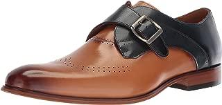 Men's Saxton Perf Wingtip Monk Strap Loafer