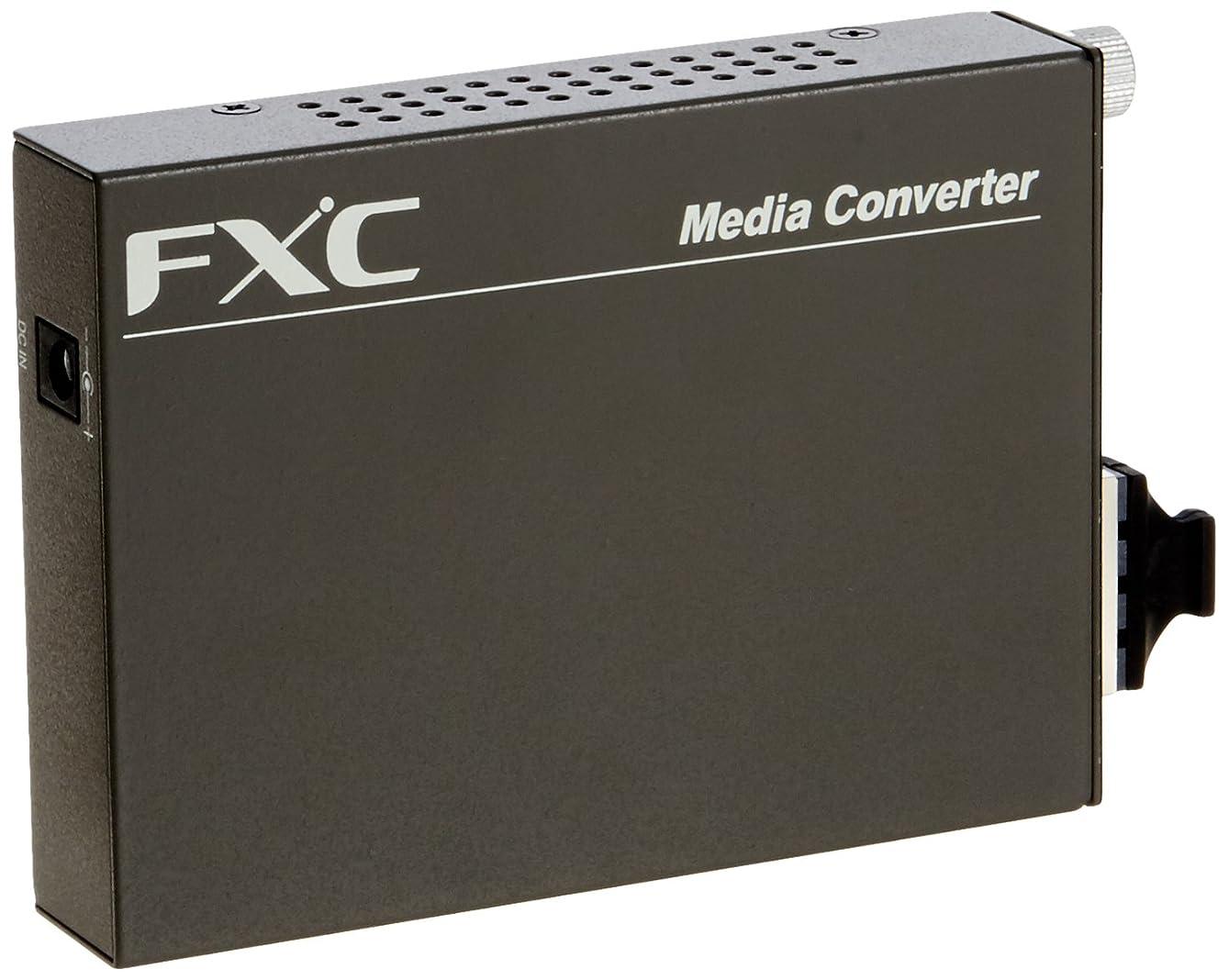 詐欺パン値FXC メディアコンバータ1000BASE-Tto1000BASE-SX(SC.MMF) MC1000GSSC