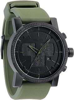 NIXON - The Magnacon A0791042-00 - Reloj de Pulsera para Hombre (cronógrafo, Cuarzo, plástico)