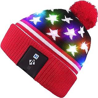 37a8c295ba6 Amazon.com  Holiday   Seasonal - Beanies   Knit Hats   Hats   Caps ...