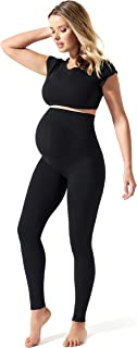 BLANQI Everyday Maternity Belly Support Leggings