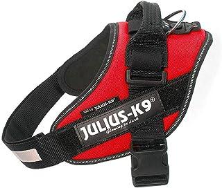 JULIUS-K9 Arnés Julius-K9 IDC Rojo para Perros