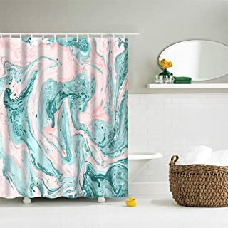Best teal and pink shower curtain Reviews