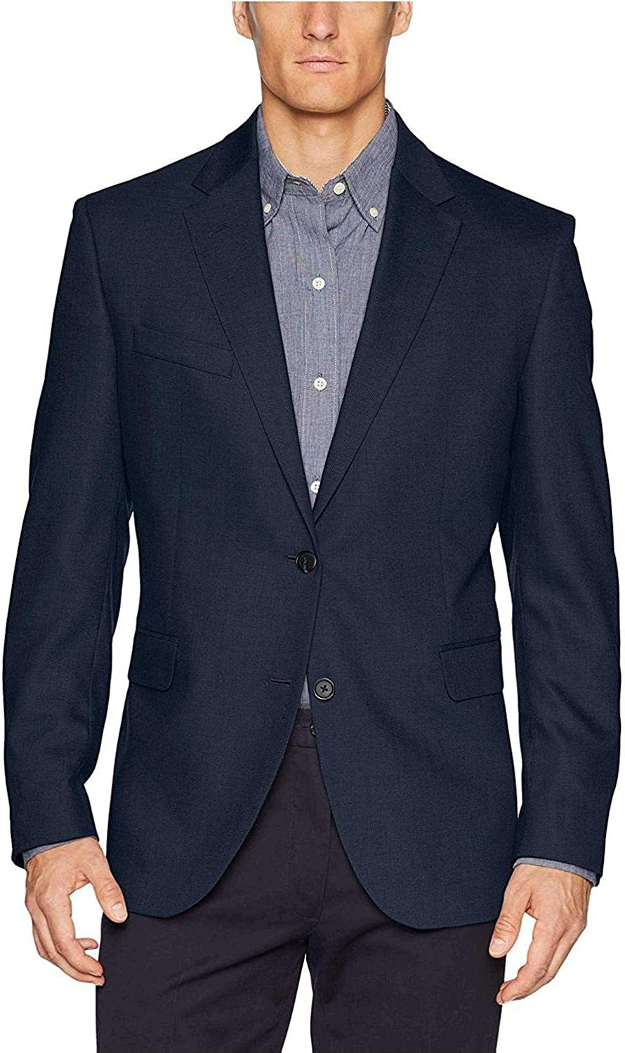 Dockers Men's Stretch Suit Separate (Blazer, Pant, and Vest) at  Men's Clothing store