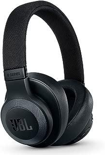 JBL Lifestyle E65Btnc Over-Ear Bluetooth Noise-Canceling Headphones - Black, JBLe65Btncblk