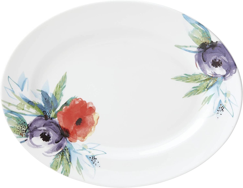 Lenox Passion Bloom Accent//Salad Plate